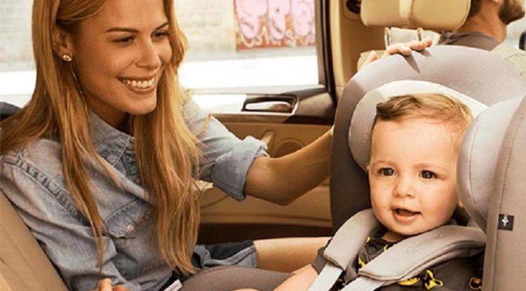 Seguridad Infantil Auto