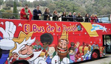 Autobús solidario