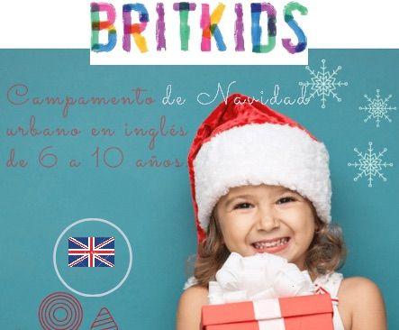 Campamento de Navidad y talleres para niños con Britkids en Cártama