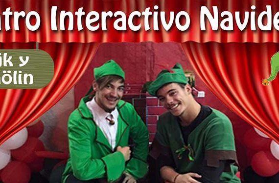 El bosque de Ago Teatro Navideño Interactivo