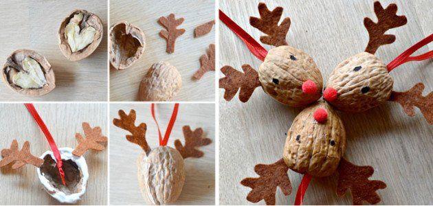 Fáciles Adornos De Navidad Para Hacer Con Los Peques Actividades