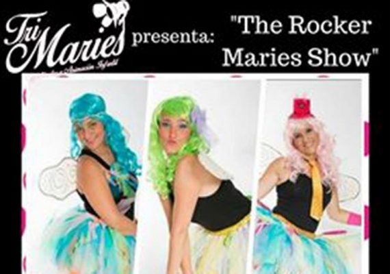 The Rocker Maries