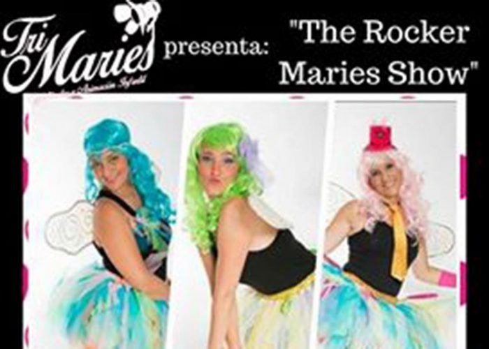 The Rocker Maries