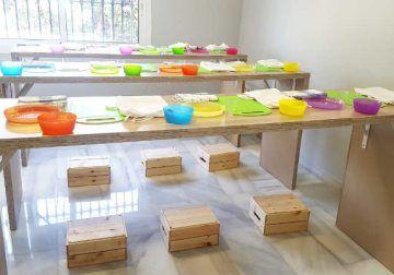 Celebra el cumple de tu hijo de una forma divertida y saludable con Food Camp Torremolinos