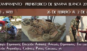Campamento Semana Blanca ArqueoEduca