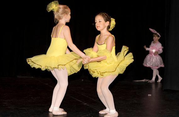 ballet clásico ruso Caterina Grudtsina en Málaga