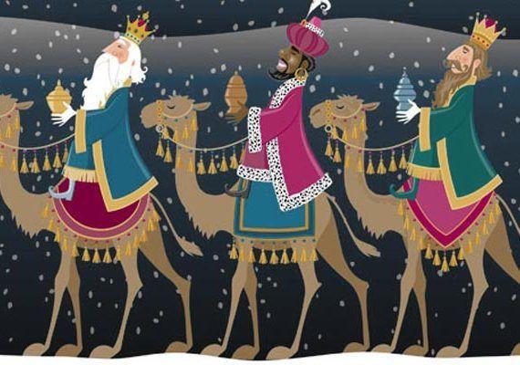 Cabalgata de Reyes Magos en Torrox 2018