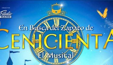 Cenicienta musical infantil Estepona