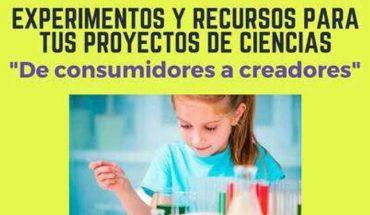 curso Ciencia Divertida para profesores