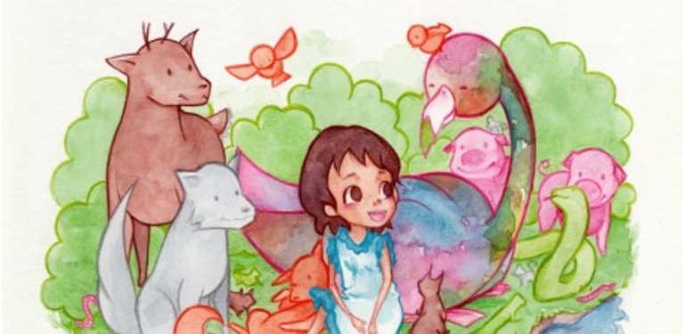 Colores libro infantil