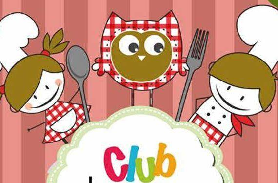 cooking club happy. Taller de cocina para niños