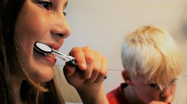 Bendita rutina en los niños