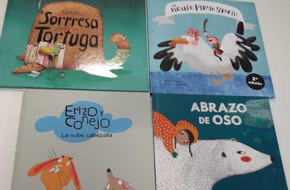 libros infantiles NubeOcho