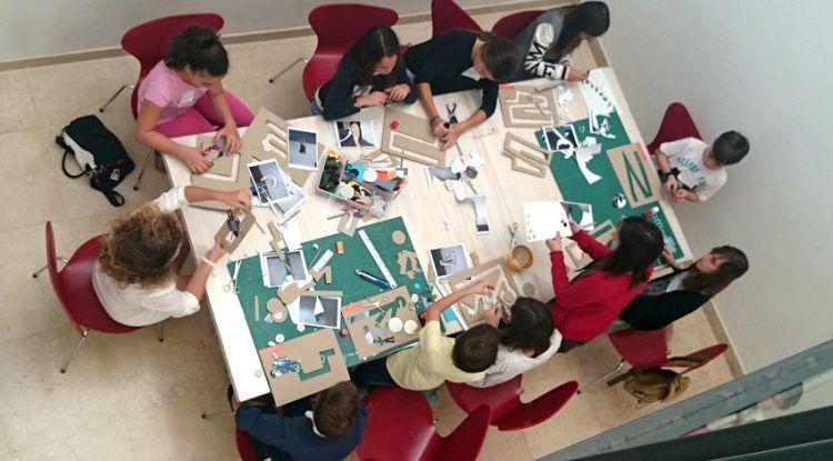 Talleres Semana Blanca Museo Picasso Málaga