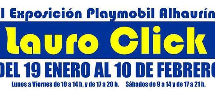 Clicks Playmobil Alhaurín de la Torre