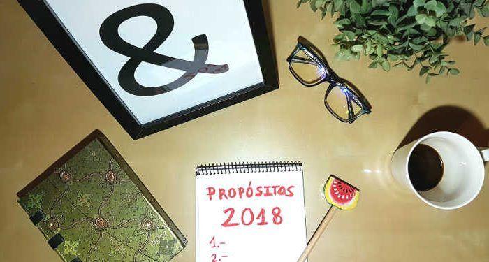 Propósitos de Año Nuevo