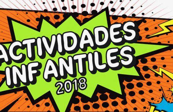 Actividades infantiles cc Rincón de la Victoria