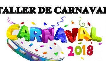 taller de carnaval