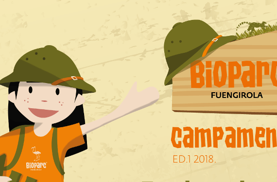Campamento Bioparc