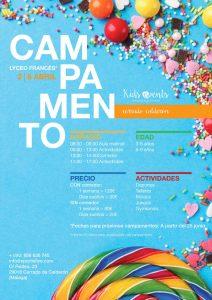 Campamento Sportislive abril