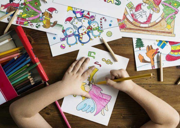 Actividades para niños en Semana Blanca