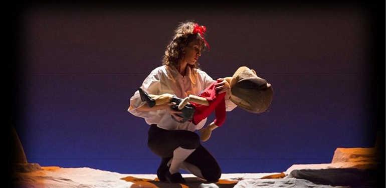 Teatro para niños de marionetas en Estepona