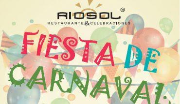 Fiesta de Carnaval en Riosol