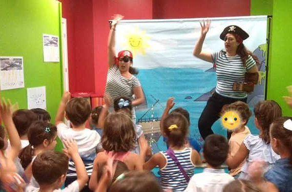 Cuentacuentos inglés Kids&Us