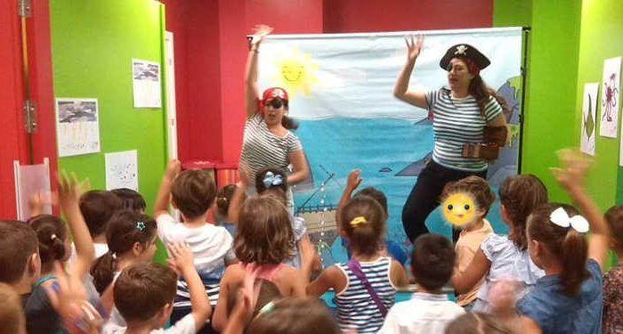 Cuentacuentos gratis en inglés para niños con Kids&Us - Actividades para niños en Málaga | La Diversiva