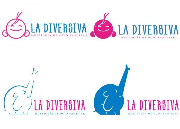 Logos nuevos La Diversiva
