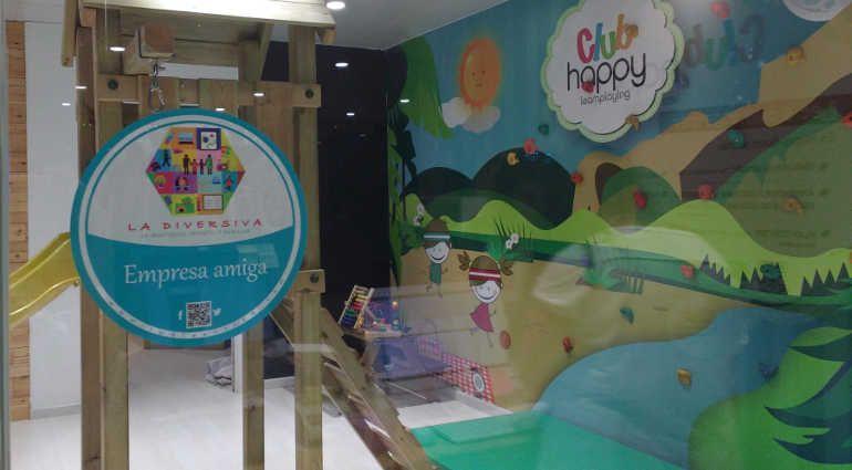 Juego de estrategia para niños en el Club Happy Málaga