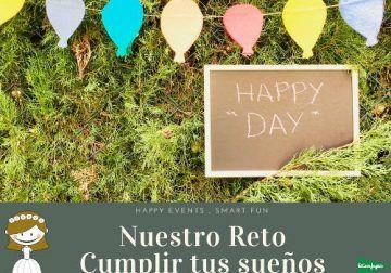 Cuenta con El Club Happy para la celebración de tu evento infantil en Málaga