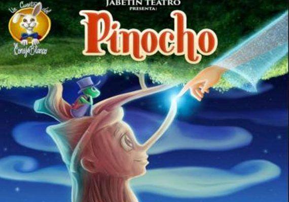 pinocho teatro Estepona