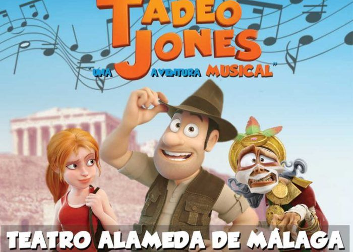 Teatro musical Tadeo Jones