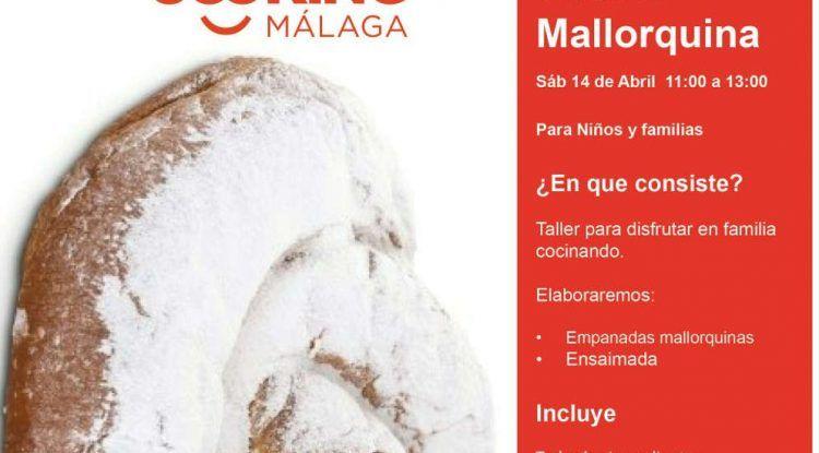taller cooking malaga abril