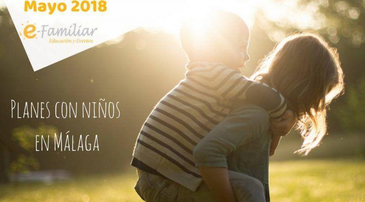 Agenda E-familiar mayo 2018