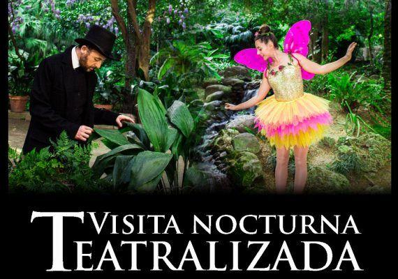 Cartel visita teatralizada La Concepción mayo