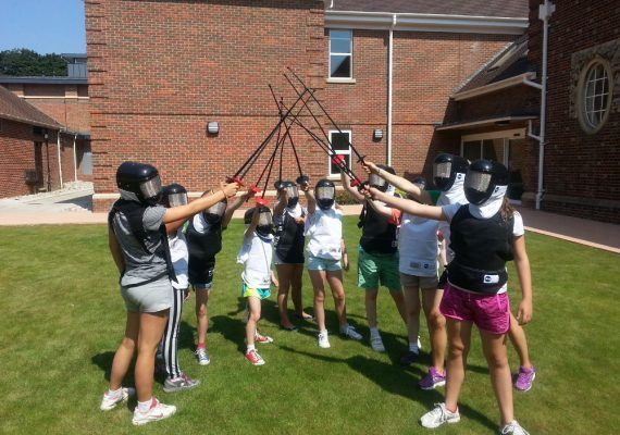 Campamento de verano con estancias en el extranjero de Inglés Go4it