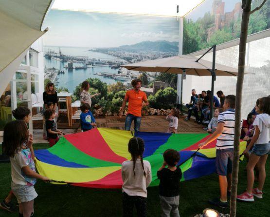 Verdecora celebra su campamento de verano para ni os con for Verdecora malaga