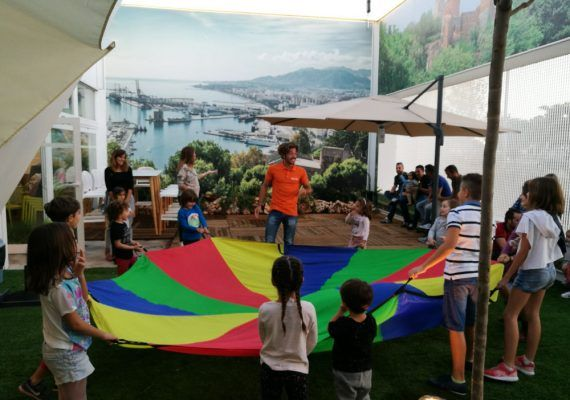 Campamento de verano de SportisLive en Verdecora