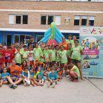 Campamento de verano de SportisLive en colegio La Presentación