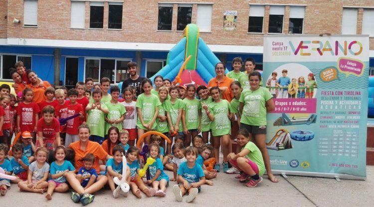 Campamento Verano Malaga La Diversiva Guia De Ocio Familiar