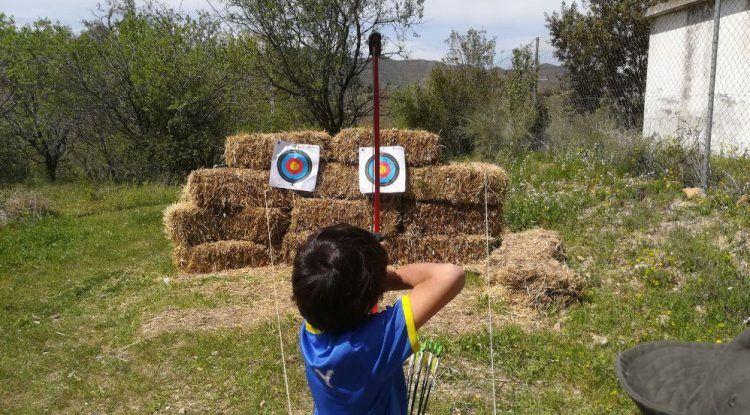 Campamento de verano para niños de ArqueoEduca