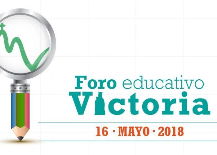 Charla juez Calatayud Foro Educativo Victoria