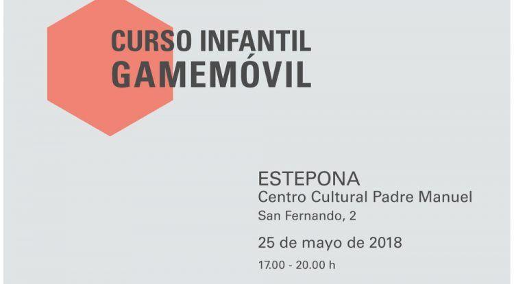 Curso 'Gamemóvil' de creación de videojuegos en Estepona