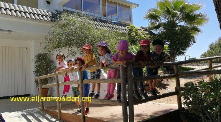 El Farol, escuela Waldorf Internacional