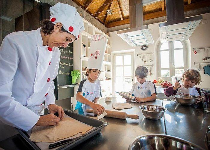 Campamento de verano Cooking Málaga
