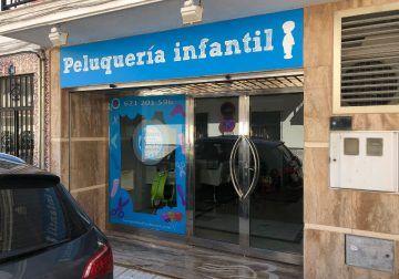 Pablete's, una peluquería pensada para niños en Fuengirola