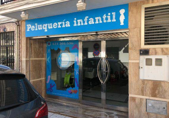 Peluquería infantil Pablete's en Fuengirola