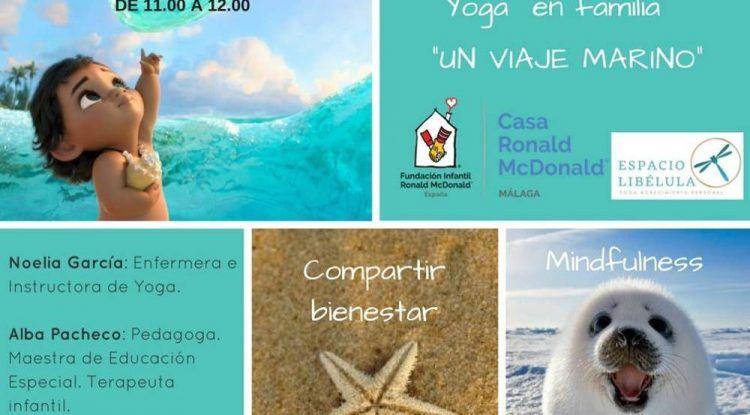 Yoga Casa Ronald McDonald